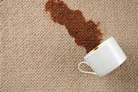 Property Management Tips - How to remove a stain from carpet