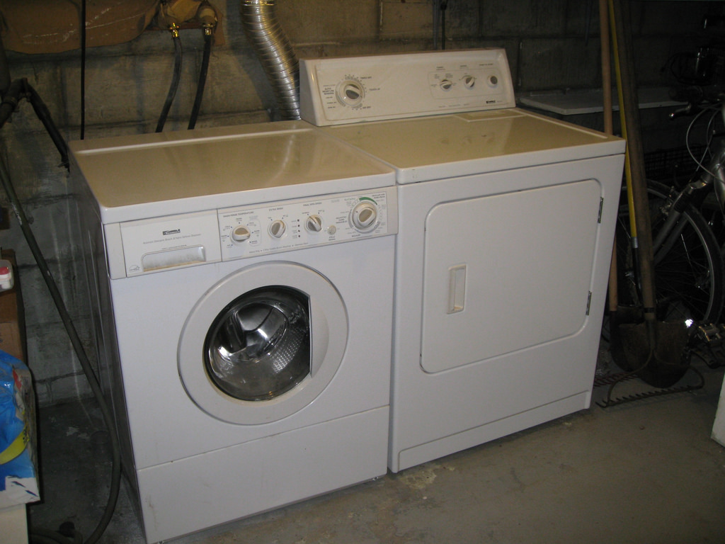 Will Your Rental Make More Money With A Laundry Room?