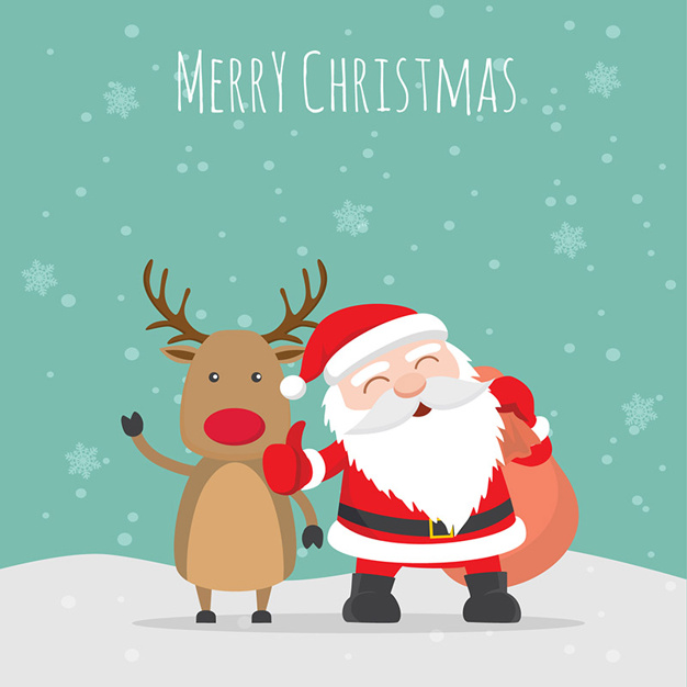 Merry Christmas From Your Friends At Vestpro Residential Services!