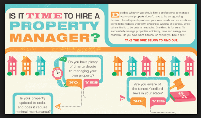 How To Know When It's Time To Hire A Property Management Company