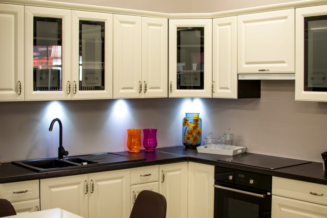 Rental Property Renovation - How To Paint Kitchen Cabinets Like A Pro